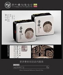 茶叶外盒包装设计
