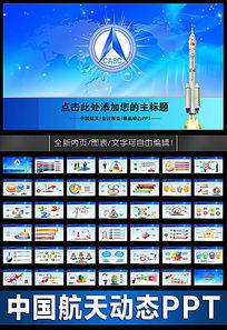 中国航天科技集团公司动态PPT