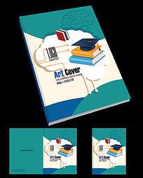 12款 儿童书籍封面设计素材PSD下载