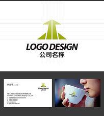 飞机物流LOGO标志设计