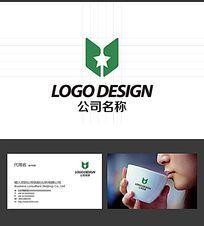 书店LOGO标志设计