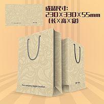中国风手提袋设计PSD