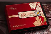 雅月之礼中秋礼盒设计