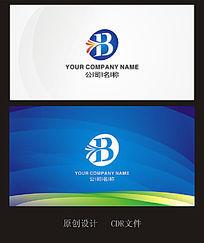 B字母变形标志