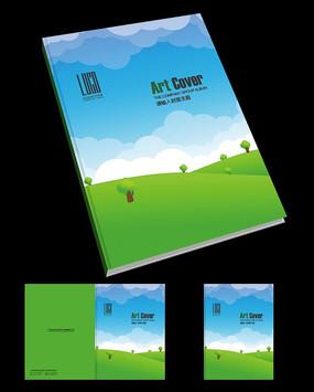 清爽儿童书籍可爱封面设计