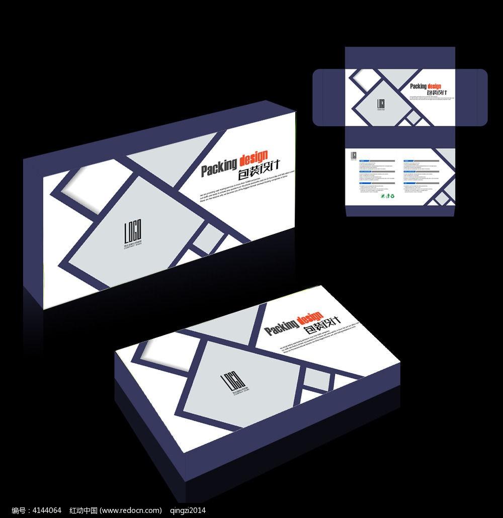 标签:通用包装盒设计