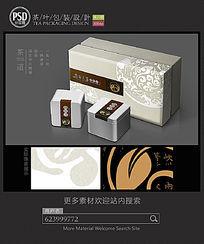 茶叶礼品盒包装设计
