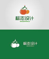 水果店標志設計