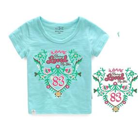 服装图案 女童装印花 童装印花