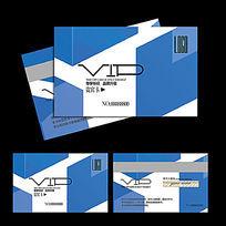 时尚VIP钻石卡模版