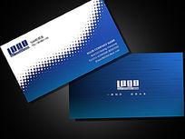 IT科技行业名片设计
