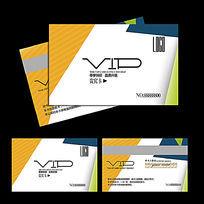 文具店会员卡设计 PSD