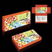 进口食品包装盒设计