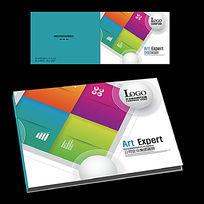 产品宣传画册横版封面设计