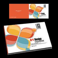 电子产品横版封面设计