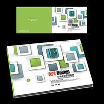 电子科技IT画册封面设计