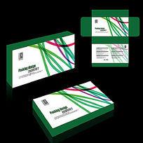 电子线路板产品类包装设计