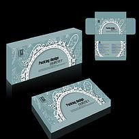 蕾丝类产品包装设计