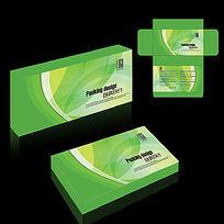 绿色保健品包装设计