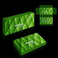 药品包装纸盒设计