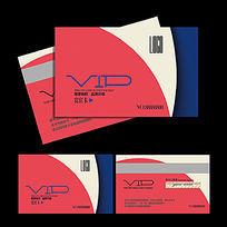 娱乐俱乐部VIP卡设计