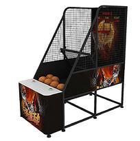 游乐场投篮机3d模型 max