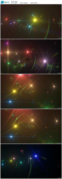 3d灯光效果视频素材