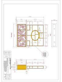 茶架CAD图纸