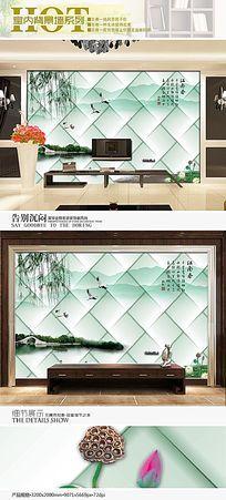 13款 大气欧式电视背景墙