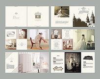 欧式高档家具画册设计
