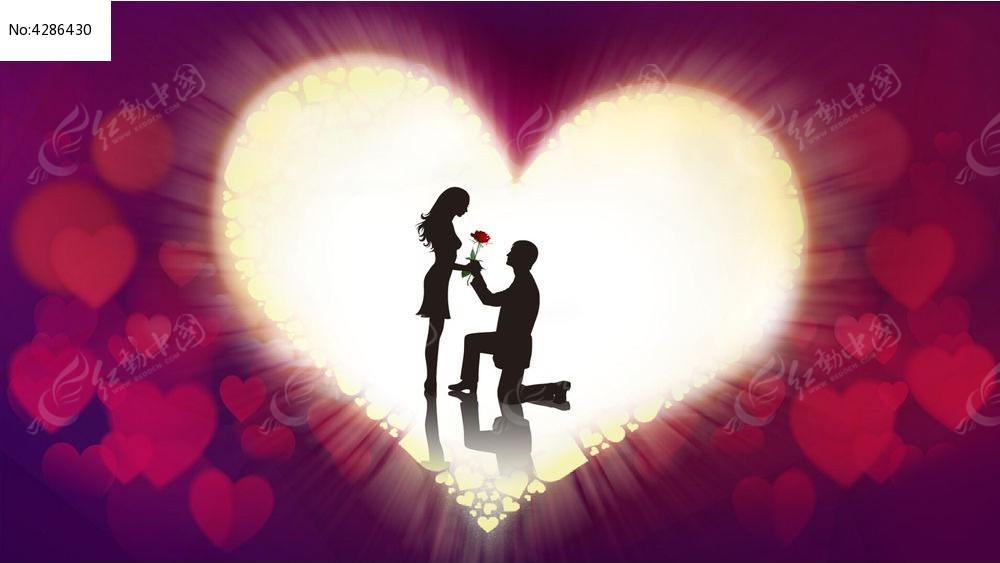 9款 婚礼开场视频ppt模版
