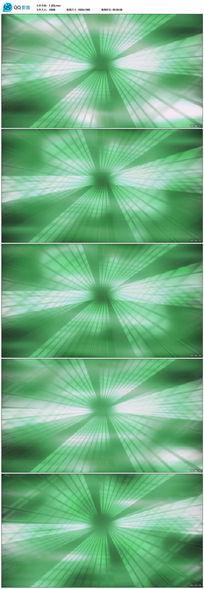 绿色舞台背景灯光视频