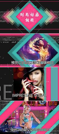 动感时尚模特宣传广告视频模板