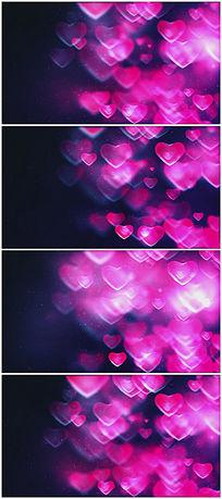 粉红色太阳花花纹