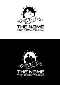礼仪婚庆摄影LOGO标志设计(原创出售)
