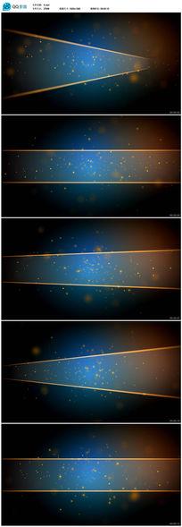 粒子转场动态视频