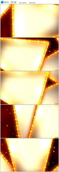 唯美灯光光效光斑视频背景