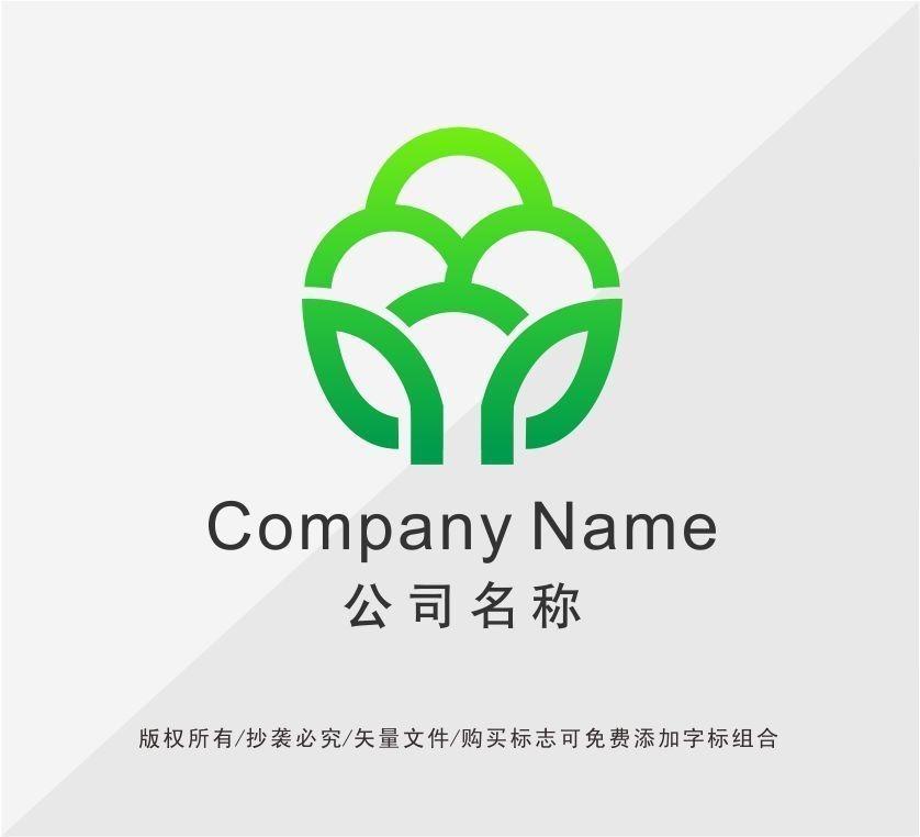 分享设计稿衣服logo(买断标志)商业服务logo树logo设计请您原创在淘宝卖版权怎么设计图片素材