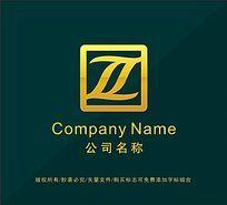 字母Z标志 服装品牌LOGO
