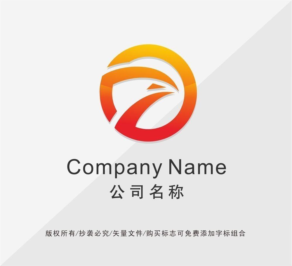 飞鹰logo标志设计图片素材_红动手机版图片