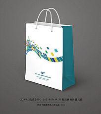 数码产品手提袋设计