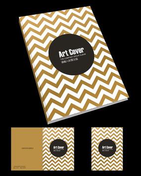 面包店宣传画册封面设计