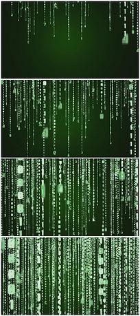动态数码背景视频