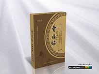 中国风骨痛贴包装设计 CDR