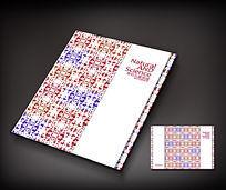 奇幻儿童乐园宣传册封面设计