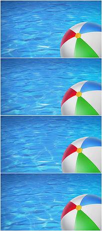 水上乐园视频背景