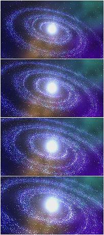 7款 宇宙银河星空mov视频背景下载