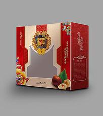 干果包装礼盒设计