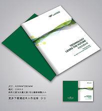 高档科技画册封面设计
