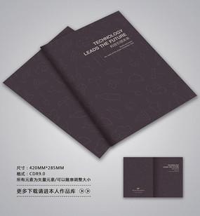 西餐画册封面设计